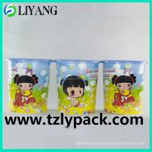Cute Cartoon Character, Iml for Plastic Bucket