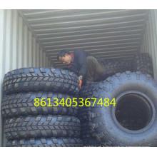 Pneu para transportadores blindados Btr-80, pneus de caminhão de 340-457 Btr70 13.00-18 para a Rússia