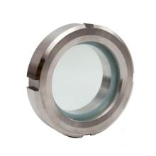 Stainless Steel Sanitary Grade Union Type Sight Glass