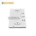 Fiber Optic Drop Cable Splice Protective Box 3 Input 3 Output