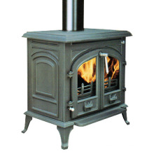 14kw Wood Burning Stove, Cast Iron Stove (FIPA072-2)