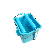 Eco-Friendly Floor Cleaning Squeeze Bucket Multi-Function Dust Cleaning Plastic Mop Bucket