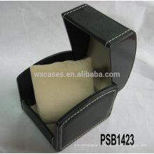 boîtes de montre en cuir unique bon marché wholesales