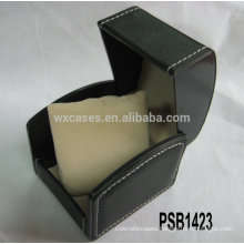 cheap single leather watch boxes wholesales
