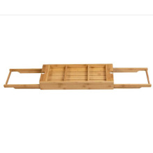Online Exporter for Organic Bamboo Bathtub Tray Small bamboo bathroom tub rack export to Netherlands Antilles Factory