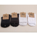 calza di Lady 100% cotone donne adulte crew socks