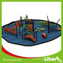 Usagé Park Playground Equipment pour enfants et adultes