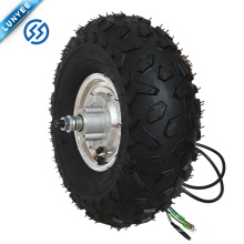 "14.5"" Scooter Gearless Hub Motor For Electric Car"