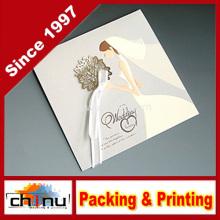 Cartão do casamento / aniversário / Natal (3340)
