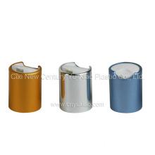 24/410 Aluminum Press Cap Disc Top Cap (WK-86-1A)