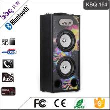 Барбекю КБК-164 20Вт 2000mah Миниый диктор Bluetooth Сабвуфер