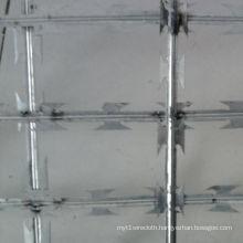 Galvanized Welded Razor Barbed Wire Fence