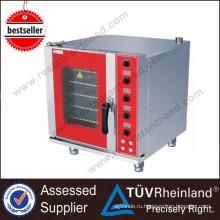 Хорошее Качество Промышленные (Се) 5-Лоток Электрический Пароконвектомат Печь