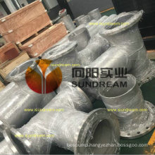 Welding Stub End Flange Stainless Steel Pipes/Tubes (SS304, SS304L, SS316, SS316L)