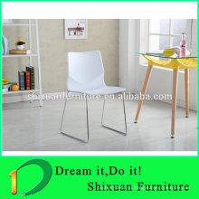 стекируемые металлический каркас пластиковый стул отдых