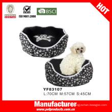 Haustier-Produkt-Import, handgemachtes Hundebett (YF83107)