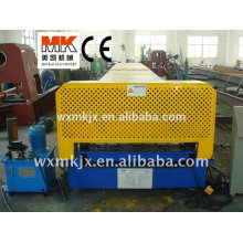 Colored steel corrugate panel rolling machine