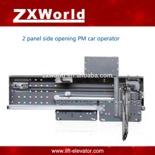 Ascenseur des pièces de porte fermator / opérateur de porte / système de porte à faible coût-2 porte d'ouverture côté panneau