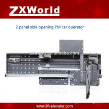 Elevador de porta fechaduras / porta operador / sistema de porta com baixo custo-2 painel porta de abertura lateral