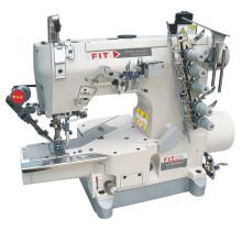 High Speed Cylinder Bed Interlock Sewing Machine with Auto Trimmer