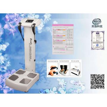 Máquina de la composición del cuerpo de la prueba del cuerpo de la grasa corporal (GS6.5B)