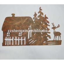 Décoration murale artisanale métallique à vendre
