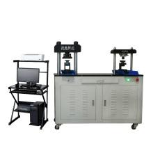 Máquina de pruebas de compresión y doblado de cemento