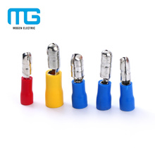 Hot Sale Insulated Bullet Male Disconnectors Terminal