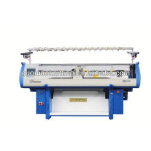 single system circular jacquard scarf knitting machine (GUOSHENG)