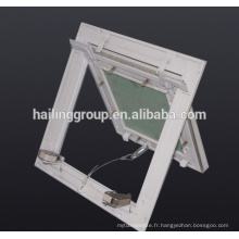 Plafond suspendu de panneau d'accès en aluminium
