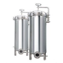 Industrial Stainless Steel Aqua Water Filter for Water Treatment