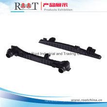 Piezas de moldeo por inyección de plástico de tubo de aceite para el automóvil