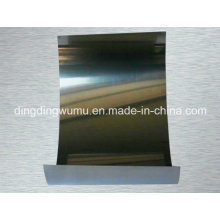 Pure Wolfram Foil for Vacuum Heat Shield
