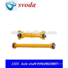Eje de transmisión de rueda delantera Terex 09013987