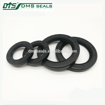 Black BNR Rubber Spring Engine Spare Parts Oil Seal