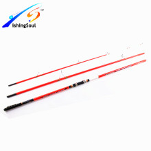 SFR091 4.50m tubular tip carbon surf casting fishing rods surf rods