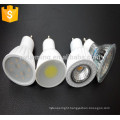 led lamp 450lm 5W cob gu10 led lighting 85-260V 38 degree gu10 led light bulb