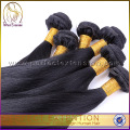 Premium-natürliche Jungfrau Remy Echthaar mit Tangle freie glattes Haar