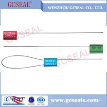 Fornecedor dos selos de cabo da alta segurança de 1.0mm