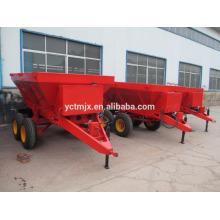 Épandeur d'engrais de tracteur agricole de vente directe d'usine