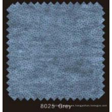 Grey Color Non Woven Paste DOT Interlineado con Pes Powder (8025grey)