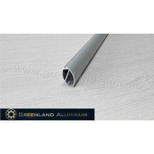Roller Shades Bottom Track Ellipse Style Clear Anodising by Aluminum Profile