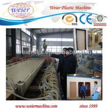 ПВХ/ПП/ПЭ WPC деревянная пластичная доска /плиты экструзионные машины/делая машину