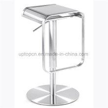 Durable Lift 201 chaise de bar en acier inoxydable avec bras (SP-HBC365)