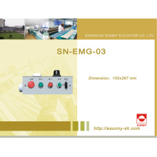 Car Top Maintenance Box for Elevator (SN-EMG-03)