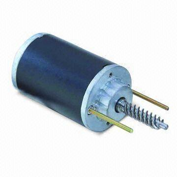 DC Motor, Suitable for Massage Chairs