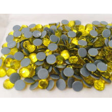 Citrine Ss20 Hot Fix Rhinestones