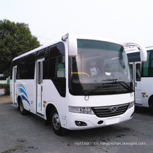6.6m City Bus with 2 Doors and 24 Seats for Export