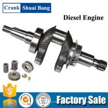 Shuaibang Konkurrenzfähiger Preis Maschinen Benzinbetriebene Generator Kurbelwelle Herstellung