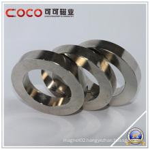 Neodymium Ring Magnet NdFeB Magnet Neodymium Magnetic Coating nicuni